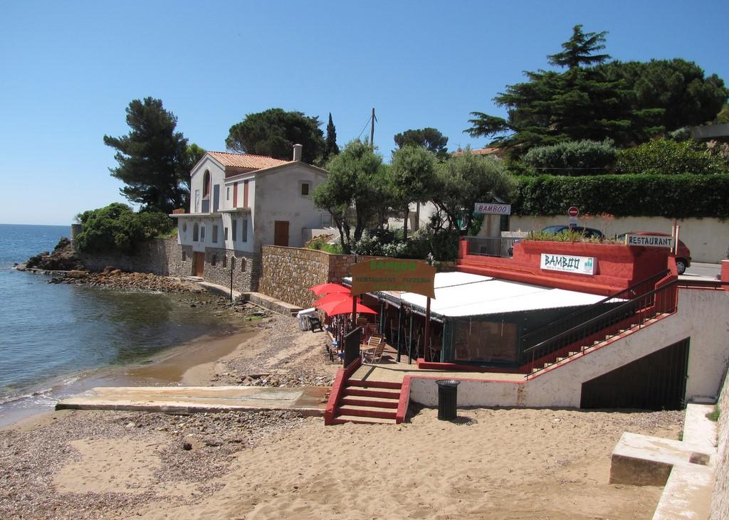 Restaurants avec une belle vue autour de hy res - Restaurant carqueiranne port ...