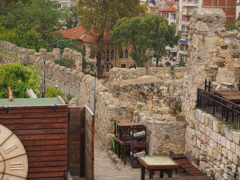 fortifications Sinop