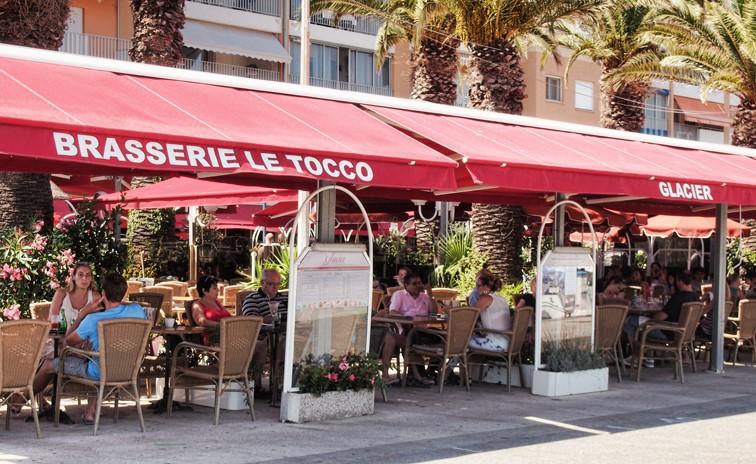 Les restaurants du port saint pierre hy res - Restaurant du port st pierre de boeuf ...
