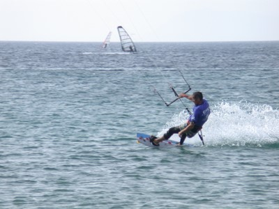 kite surf Almanarre